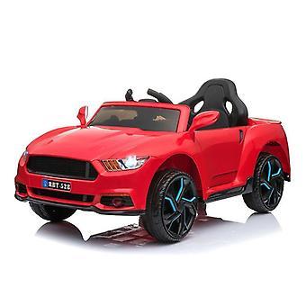 Moni Kinder Electric Car Rodeo EVA, MP3, LED, Télécommande, 2 Vitesses