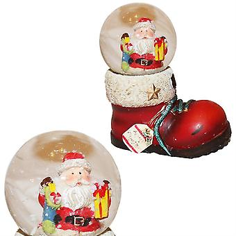 Christmas Snow Globe Decoration