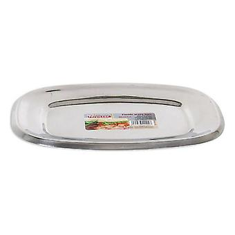 Tray Privilege Roestvrij staal/26 x 18,5 cm