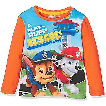 Paw Patrol pojkar Långärmad T-Shirt / Top