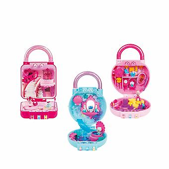 Shopkins Lil' Secrets Party Pop Ups Shop 'n' Lock Assortiment