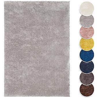 Carpet Boss HighFlor Longflor Shaggy Rug Mellow (100% Polyester, HandTufed, Suitable for Underfloor Heating)