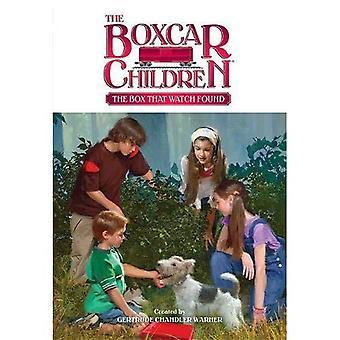 The Box That Watch Found (Boxcar Children)