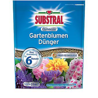 SUBSTRAL® Osmocote Garden Flowers Fertilizer, 1.5 kg