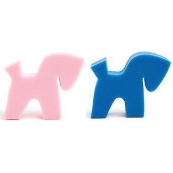 Little Rider Pony Sponge (Pack Of 10)