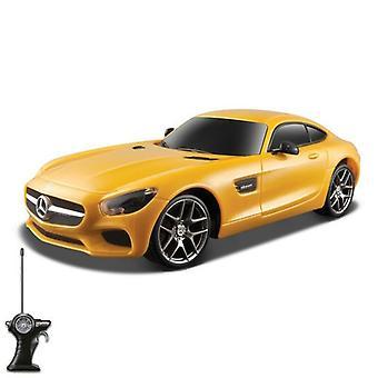 Maisto 1:24 RC Mercedes-Amg GT Yellow