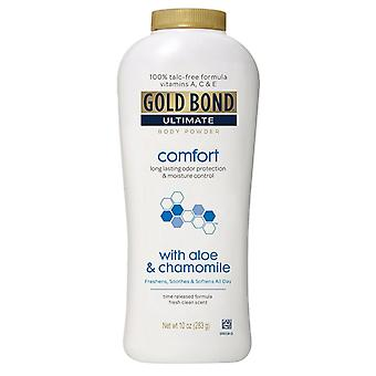 Gold bond ultimate comfort body powder, fresh clean, 10 oz