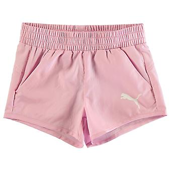 Puma Girls Woven Shorts Kids