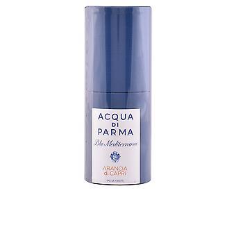 Acqua Di Parma Blu Mediterraneo Arancia Di Capri Edt Spray 150 Ml per gli uomini