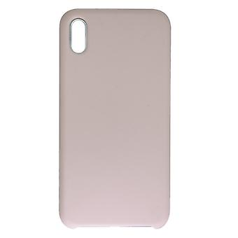 Couverture mobile Iphone Xr KSIX Soft/Pink