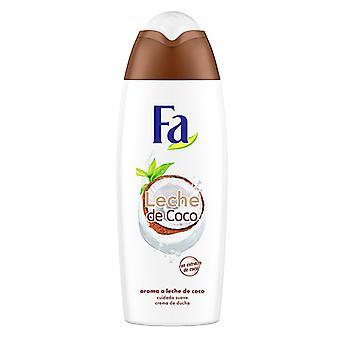 Shower Gel Leche De Coco Fa (550 ml)