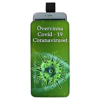 Pokonanie Coronavirus Covid-19 Universal Mobile Bag