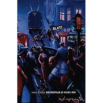 Bronzeville at Night - 1949 by Vida Cross - 9780997193848 Book