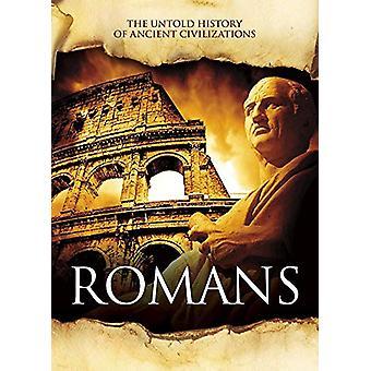 Romans by Mason Crest - 9781422235218 Book