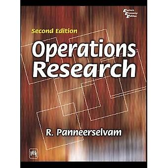 Operations Research by R. Panneerselvam - 9788120329287 Book