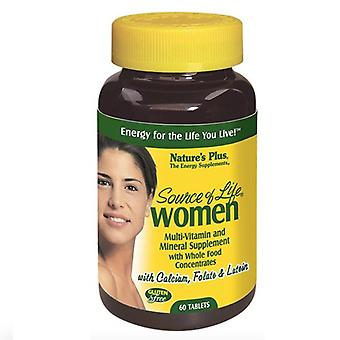 Nature's Plus Source Of Life Women's Multi Tabs 60 (3095)