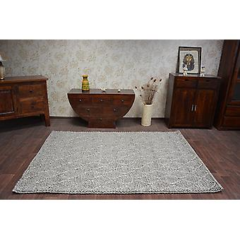 Teppich Hills Wolle 93520 Taupe