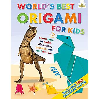 World's Best Origami For Kids - Learn how to make dinosaurs - animals