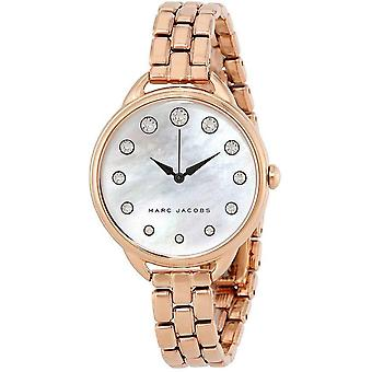 Marc Jacobs MJ3515 Analog-Quartz with Stainless-Steel Strap Ladies Watch