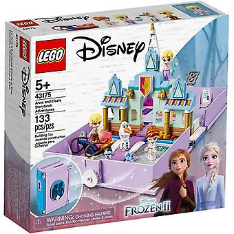 LEGO 43175 Anna's and Elsa's storybook adventures