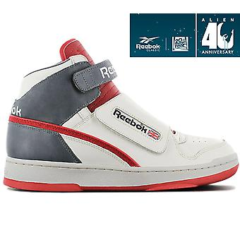 Reebok Alien Stomper Bishop - 40th Anniversary - White Shoes DV8578 Sneakers Sports Shoes