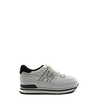 Hogan Ezbc030193 Donne's Sneakers in pelle bianca