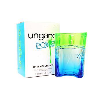Emanuel Ungaro Power Eau de Toilette Pour Homme 50ml Spray For Him