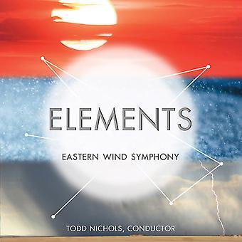 Elements [CD] USA import