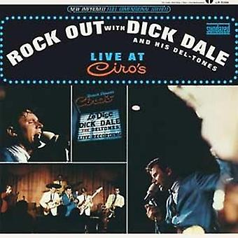 Dick Dale - Rock Out with Dick Dale [Vinyl] USA import