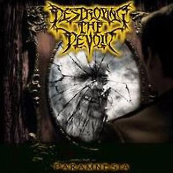 Destroying the Devoid - Paramnesia [Vinyl] USA import