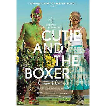 Cutie & the Boxer [DVD] USA import