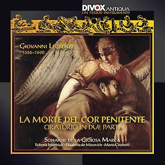 Morte Del Cor Penitente [CD] USA import