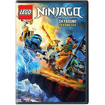 Lego Ninjago: Masters Spinjitzu - Season 6 [DVD] USA import