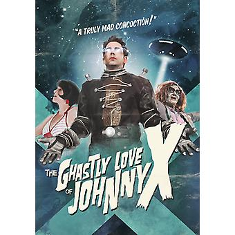 Ghastly Love of Johnny X [DVD] USA import