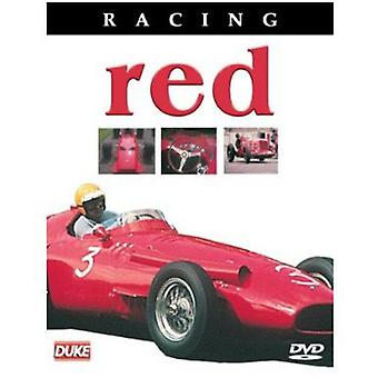 Racing Red [DVD] USA import