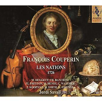 Jordi Savall - Couperin: Les Nations [SACD] USA import