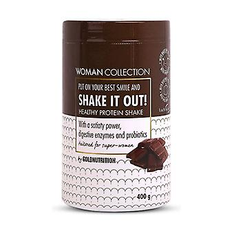 Shake It Out Chocolate - Healthy Protein Shake 400 g