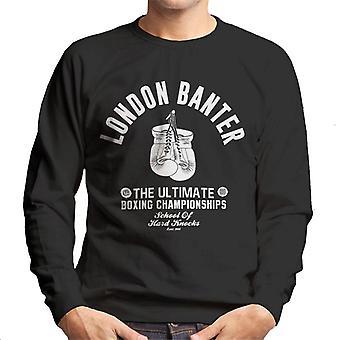London Banter Boxing Championships Herren's Sweatshirt