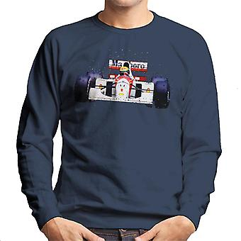 Motorsport images Ayrton Senna 1992 McLaren Monaco miehet ' s College