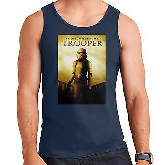 Original Stormtrooper Trooper gladiador paródia homens ' s Vest