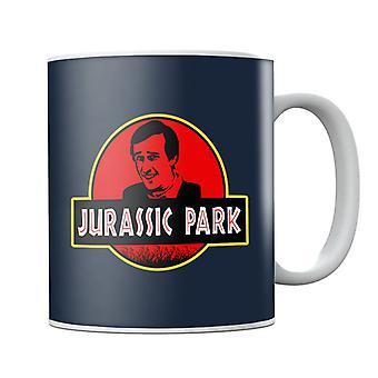 Alan Partridge Jurassic Park Muki