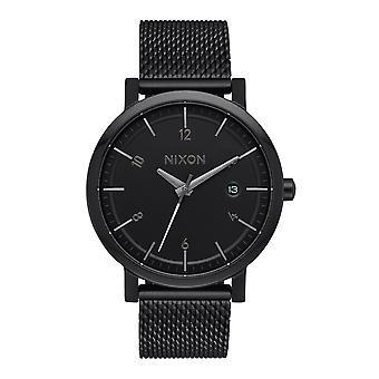Nixon Rollo 38 SS All Black (A1087-001)