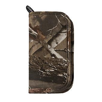 36-0802-99, Casemaster Realtree Hardwoods Deluxe Camouflage Custodia Dart