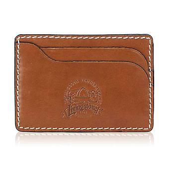 Livingstone Leather Slim Card Holder