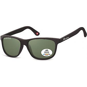 Óculos de Sol Unisex por SGB preto/verde (MP48)