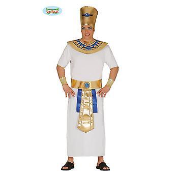 Costume de Pharaon pour les hommes dirigeants de carnaval Carnaval fête sur le thème Egypte