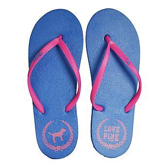 Naisten & s Vaaleanpunainen varvastossut Pool Beach Summer Toe Post Sandaalit Girls Kengät