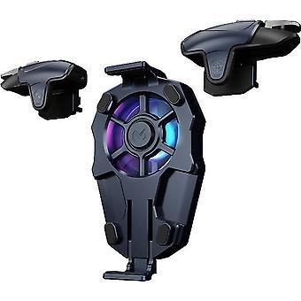 MEMO AK03 PUBG Trigger til mobil tephone controller med køler