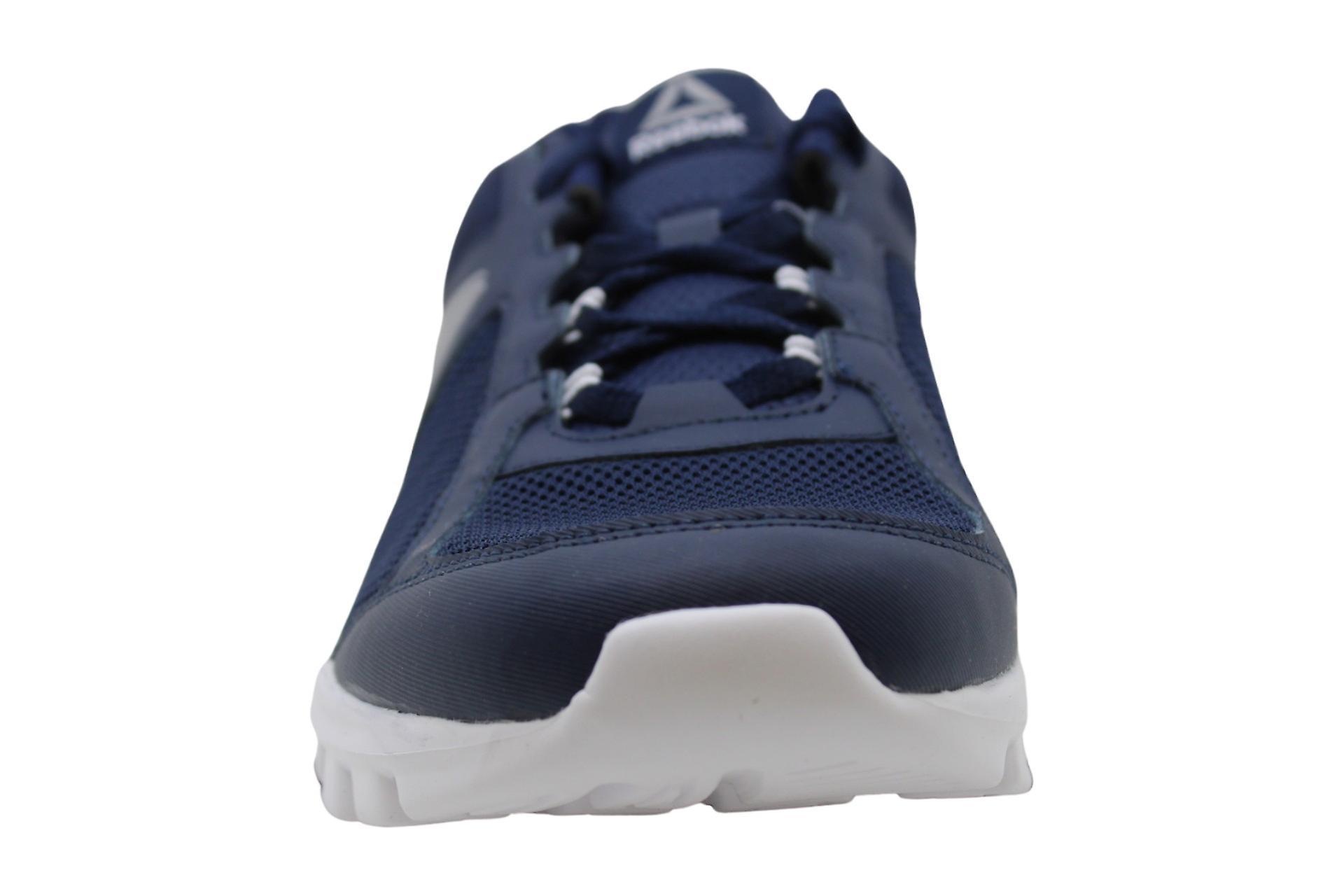 Reebok Men's Shoes Yourflex train 9.0 Low Top Lace Up Fashion Sneakers