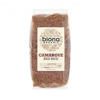 بيونا-الأحمر Org كامارغ الأرز 500 غرام